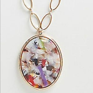 🆕🎁 TORRID Multi Colored Colorful Pendant 🎁